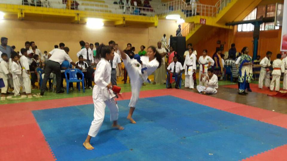 All India Open Karate Championship in Chennai