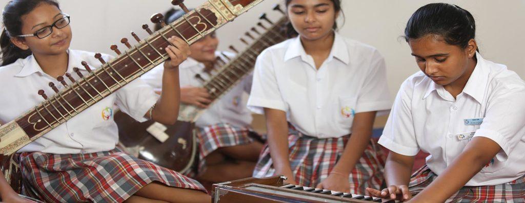 internationl cbse boarding school in india