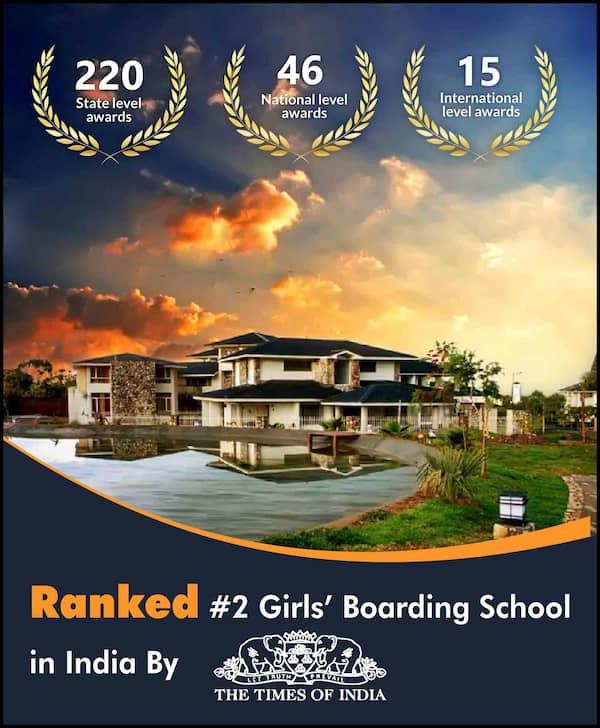 Ranked as best girls boarding school