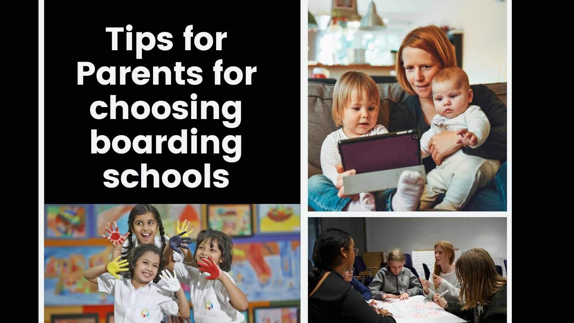 Tips for Parents for choosing boarding schools