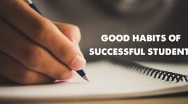 Good Habits of Successful Students