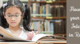 How to get your Child Interested in Reading?