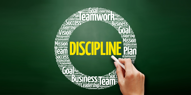 role of discipline in student life