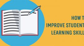How To Improve Students Learning Skills