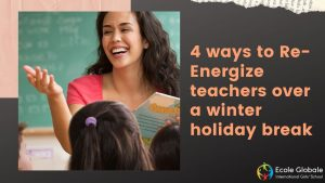 4 ways to Re-Energize teachers