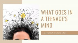 What goes in a teenage's mind