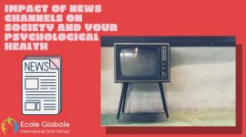 Impact of News Channels On Society And Your Psychological Health