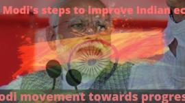 Modi's steps to improve Indian economy
