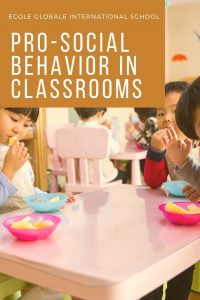 positive social behavior in classroom
