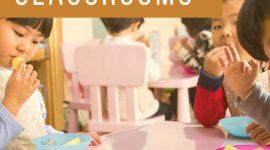 Positive social behaviour in classrooms