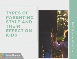 TYPES OF PARENTING STYLE