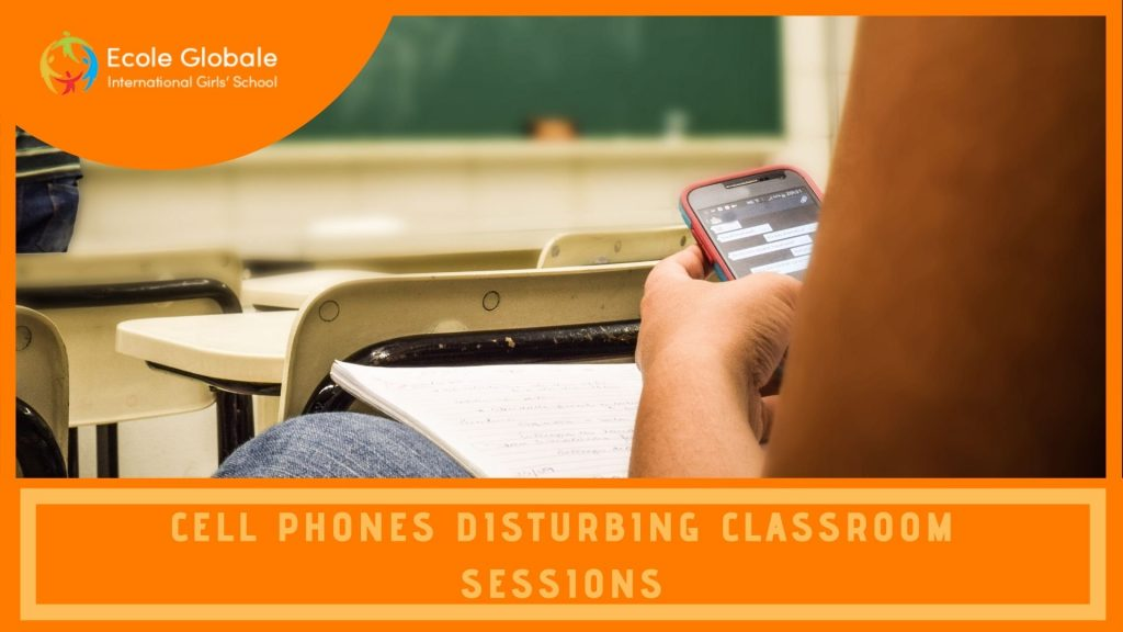 Using-Cell Phones in Classroom