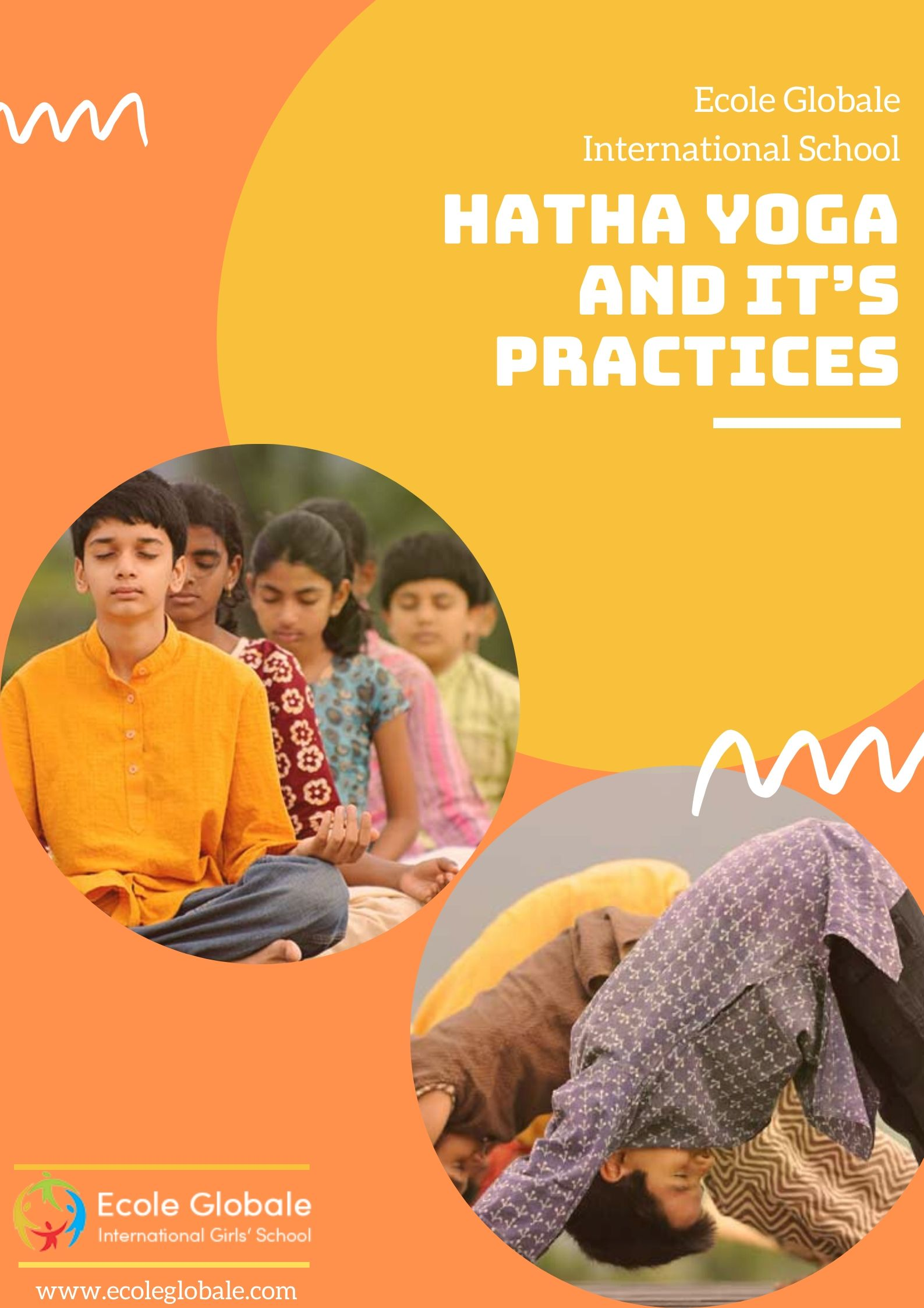 Hatha yoga and it's practices, benefits – A guide for Students