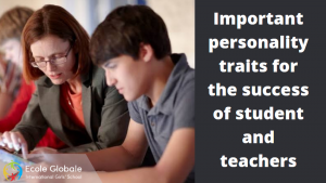 important qualities of a good student and teacher