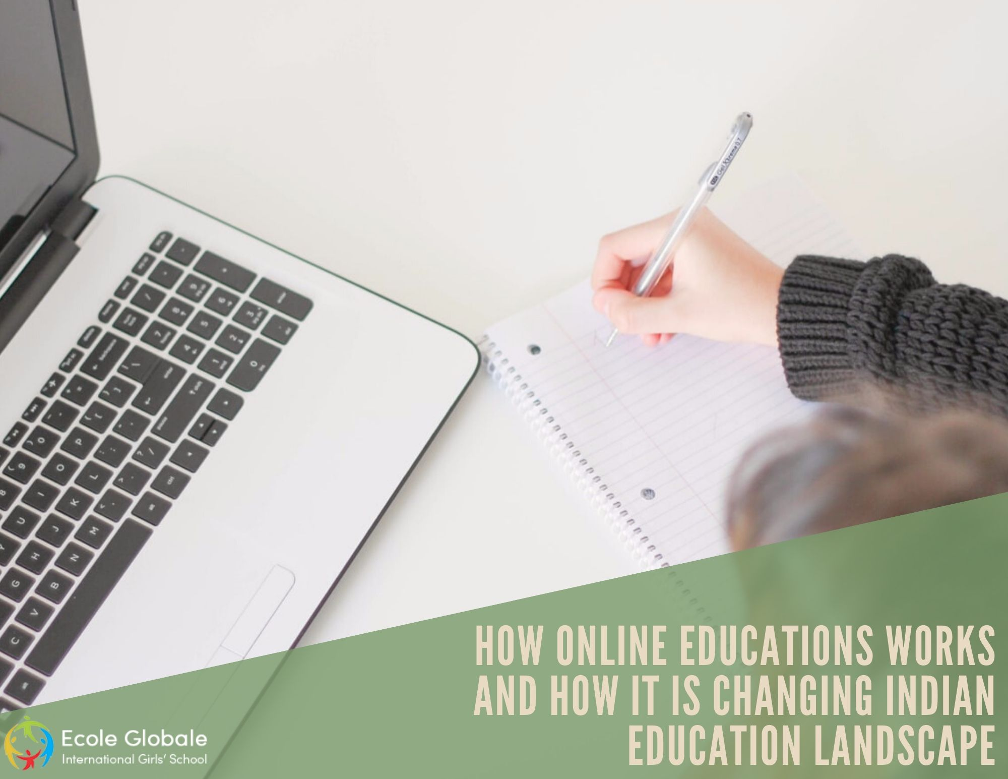 How Online Educations Works and How It Is Changing Indian Education Landscape
