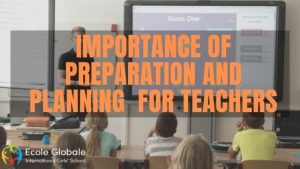 Planning Importance