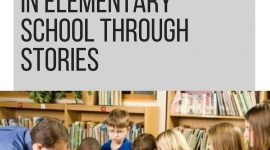 Introducing science in elementary school through stories