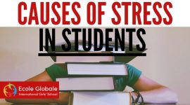 Comforting stressed students bigger challenge for teachers than teaching