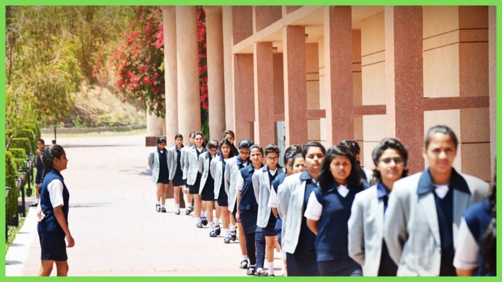Ashok Hall Girls Residential School in India