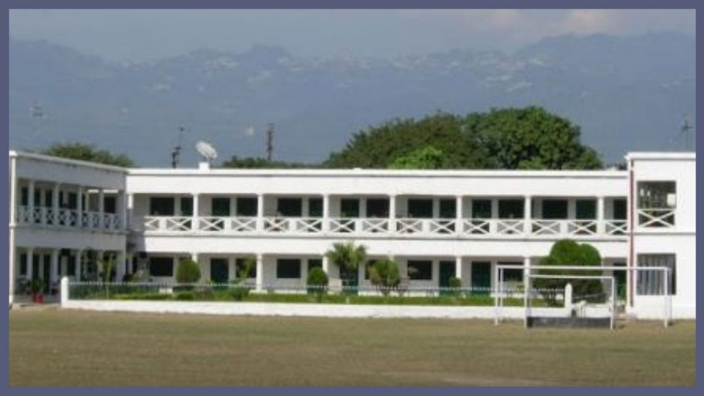 Colonel Brown Cambridge School