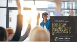 Tips to developing leadership qualities in our children