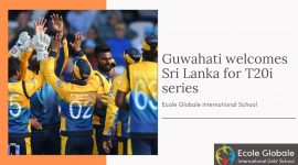 Guwahati welcomes Sri Lanka for T20i series