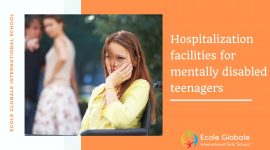Hospitalization facilities for mentally disabled teenagers