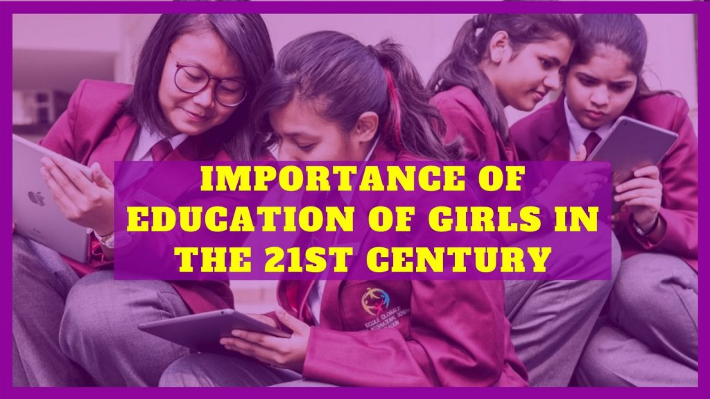 Importance of girls education