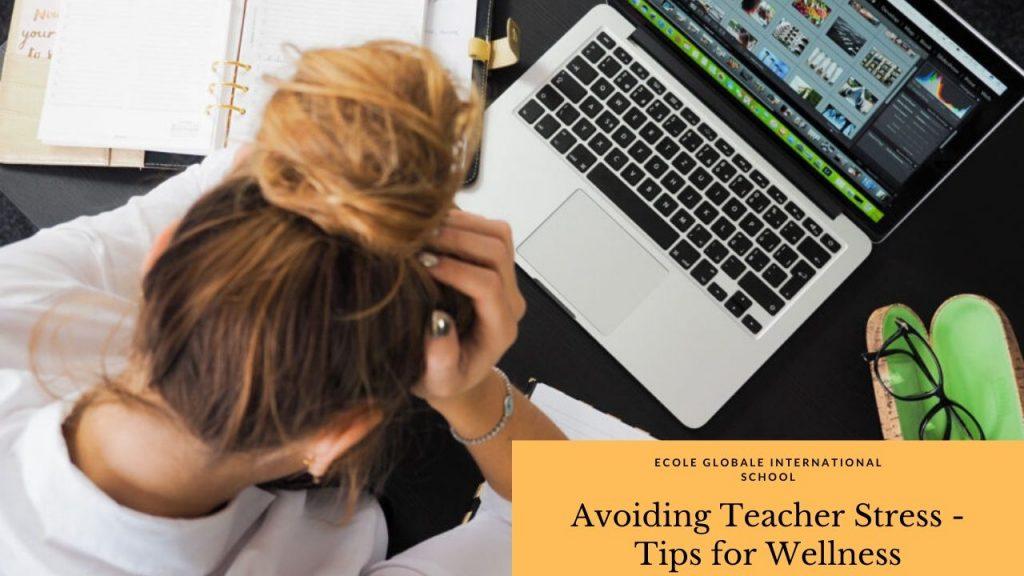 Avoiding Teacher Stress