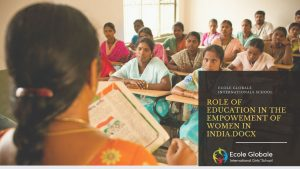 Role of Education in the Empowement of Women in India.docx