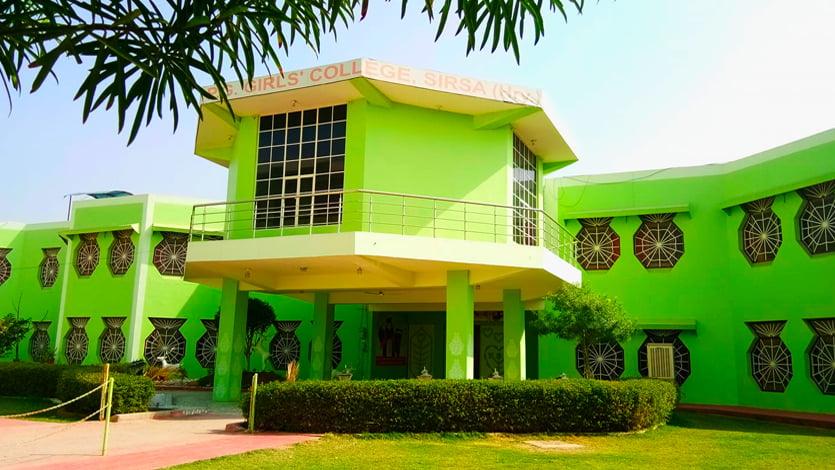 Shah Satnam Ji Girls School, Haryana