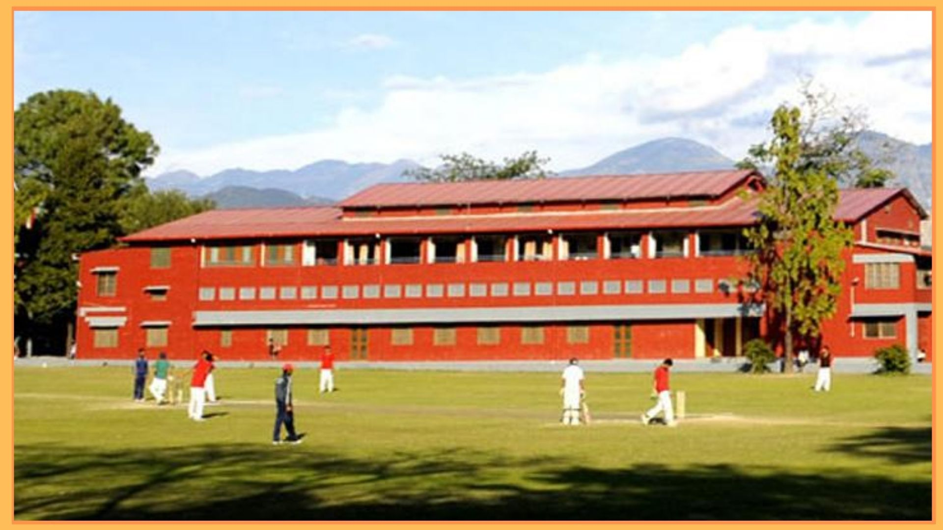 Welham Boys School Dehradun
