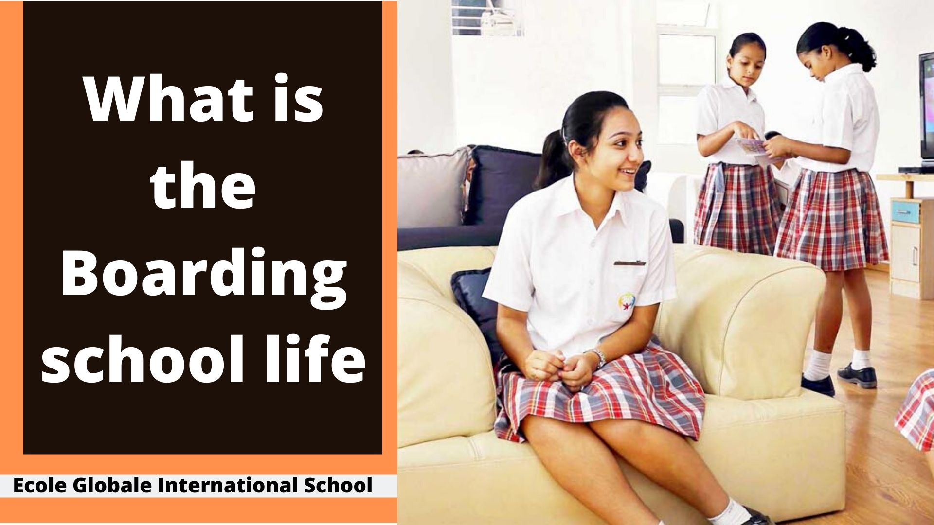 What is the Boarding school life