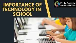 importance of technology in school