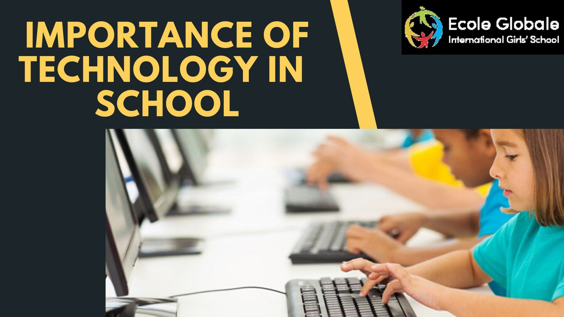 Importance of technology in Schools