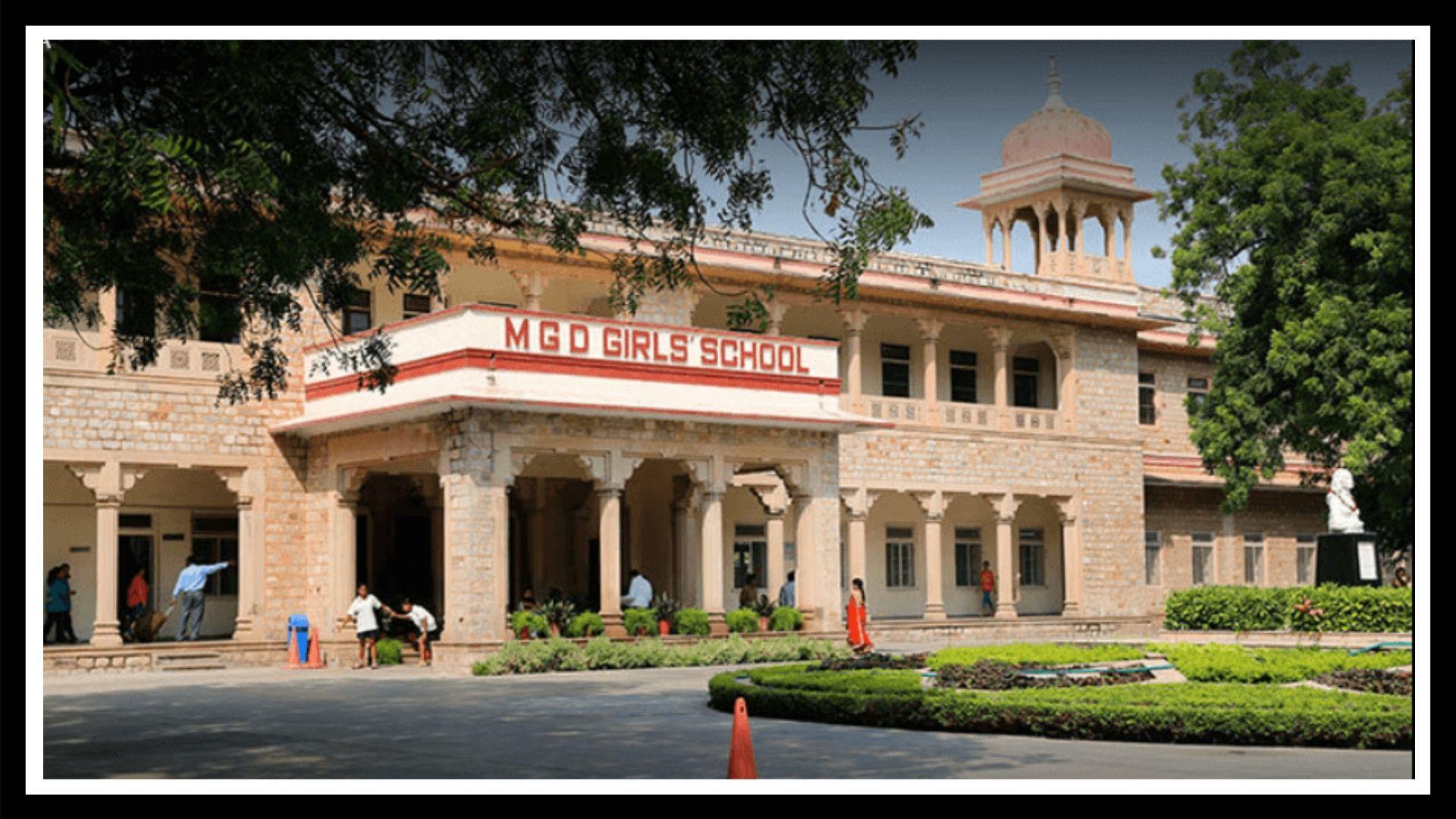 maharani gayatri devi girls' school