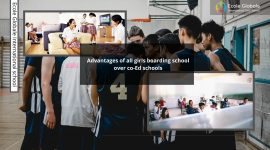 Advantages of all girls boarding school over co-Ed schools