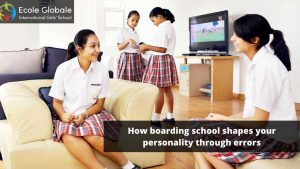 How boarding school shapes your personality through errors