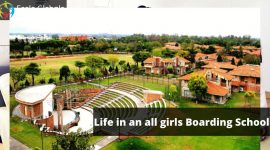 Life in an all girls Boarding School