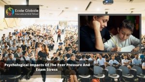 Psychological Impacts Of The Peer Pressure And Exam Stress