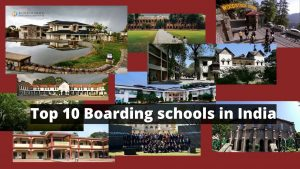 Top 10 Boarding schools in India