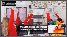 Transforming education framework through arts