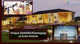 Unique methods of pedagogy at Ecole Globale