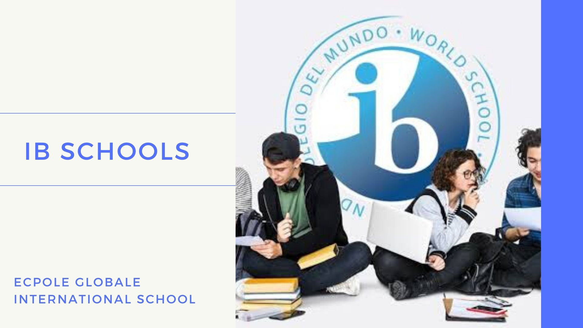 Benefits Of The Globally Recognised Educational Programs