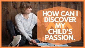 CHILD'S PASSION.