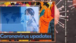Coronavirus India upadates