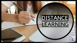 What is distance learning and how can it profit the world.