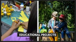 SIGNIFICANCE OF EDUCATIONAL PROJECTS IN THE EDUCATIONAL TRAINING