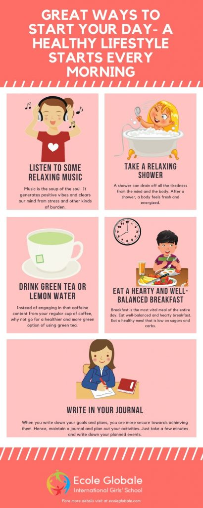 Great Ways to Start Your Day