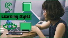 DIFFERENT TYPES OF LEARNING STYLES FOR THE CLASSROOM